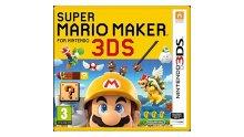 Super Mario Maker for 3DS jaquette image