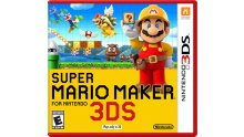 Super Mario Maker For Nintendo 3DS jaquette nord americaine image