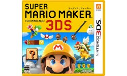 Super Mario Maker for Nintendo 3DS jaquette