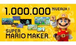 Super Mario Maker Million Niveaux