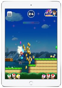 Super Mario Run images (4)
