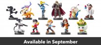 Super Smash Bros 14 06 2015 amiibo septembre 2015 1