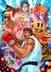 Super Smash Bros 14 06 2015 artwork Street Fighter