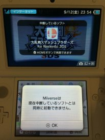 Super Smash bros 3DS miiverse internet 1
