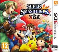 Super Smash Bros 3DS PEGI