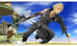 Super Smash Bros Cloud Final Fantasy VII (6)