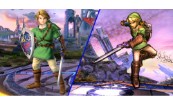 Super Smash Bros comparaison 3DS Wii U vignette 23.07.2013 (12)