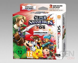 Super Smash Bros for 3DS Double Pack