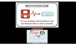 Super Smash Bros manette 3DS Wii U