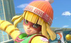 Super Smash Bros. Ultimate : la mise à jour 8.0.0 est disponible, une nouvelle illustration diffusée pour fêter l'arrivée de Min Min