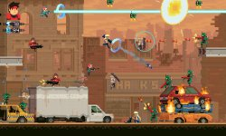 Super Time Force screenshot