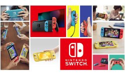 Switch : la console de Nintendo passe le cap des 10 millions de ventes en Europe, champagne
