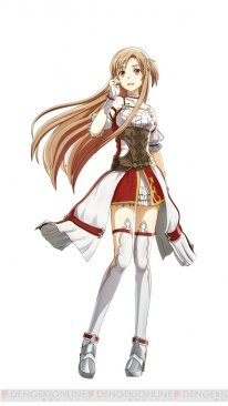 Sword Art Online Hollow Realization 04 10 2015 art 2