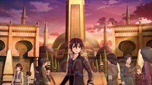 Sword Art Online Hollow Realization 04 10 2015 screenshot 1