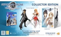 Sword Art Online Hollow Realization Collector Europe