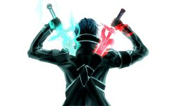 Sword art online kirito Dragon Slayers