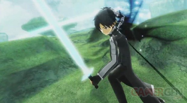 Sword art online kirito lost song