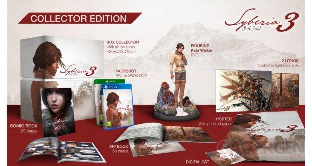 Syberia 3 Edition Collector