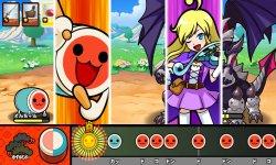 Taiko Drum Master: V Version - Des images et du gameplay pour étoffer la tracklist et préciser la Donga Quest
