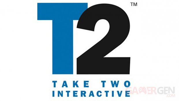 take two interactive logo