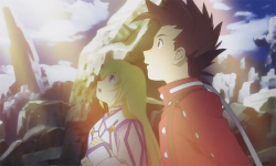 Tales of Symphonia Chronicles head