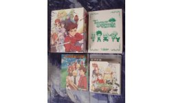 Tales of Symphonia Chronicles unboxing déballage photos 07