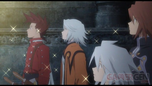 Tales of Symphonia HD 02 07 2015 screenshot 1