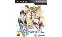 Tales of Xillia jaquette