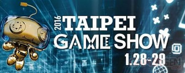 Tapei Game Show 2016