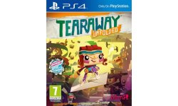 Tearaway Unfolded jaquette