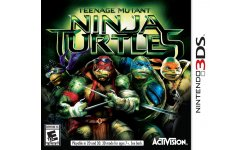 Teenage Mutant Ninja Turtles jaquette 30.06.2014