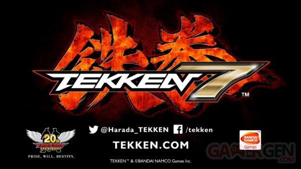 Tekken 7 Announce Leaked