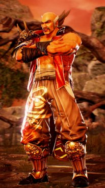 Tekken 7 Fated Retribution Heihachi Mishima Tenue Costume Oni 07