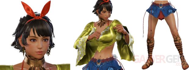 Tekken 7   images personnages 2