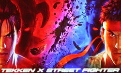 Tekken X Street Fighter art
