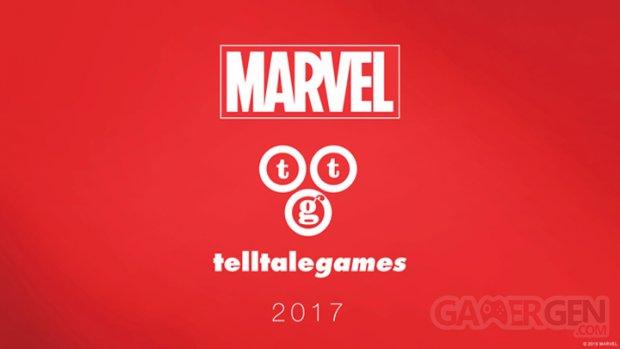 Telltale Games Marvel