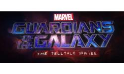 Telltale's Guardian of the Galaxy head logo