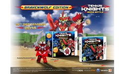 Tenkai Kinghts Bravenwolf Edition
