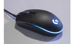 TEST   Logitech Pro Gaming Mouse souris gamers joueurs sobre efficace (4)