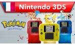 test pokemon version rouge bleue et jaune que valent les portages 3ds 20 ans apres test note avis
