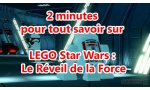 test video lego star wars le reveil force