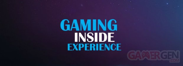 tf1pub gaming inside experience evenement e sport 2017
