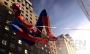 The Amazing Spider Man 2 head