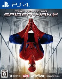 the amazing spider man 2 jaquette
