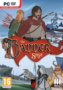 The Banner Saga jaquette 1