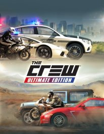 The Crew Ultimate Edition cover art