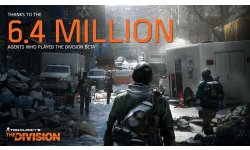 The Division Beta ouverte chiffres record