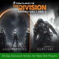 The Division exclusivité temporaire