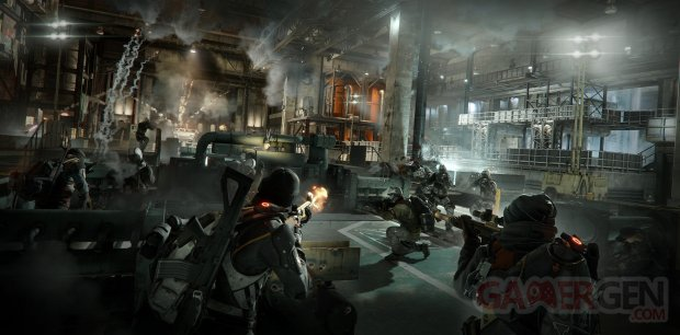 The Division Falcon Incursion screenshot 2