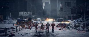 The Division head 3